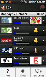 T-Box Remote - screenshot thumbnail