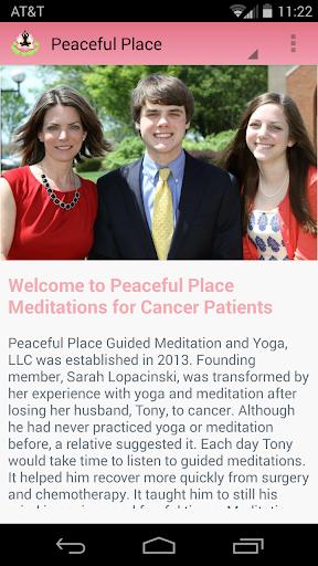 【免費健康App】Peaceful Place Meditation Free-APP點子