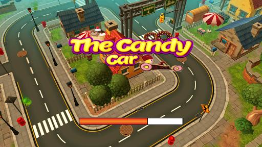 사탕 자동차