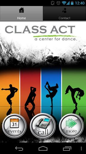 Class Act Center for Dance