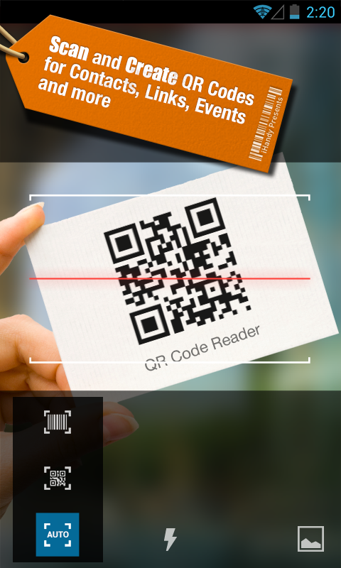 Quick Scan - Barcode Scanner- screenshot
