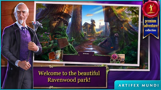 Enigmatis 2: The Mists of Ravenwood (Full)- screenshot thumbnail