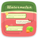 GO SMS PRO WATERMELON THEME icon