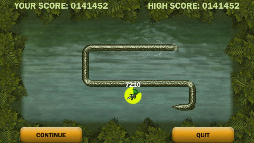 Titanoboa: Monster Snake Game - screenshot
