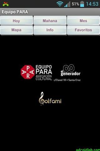 Equipo Para - screenshot