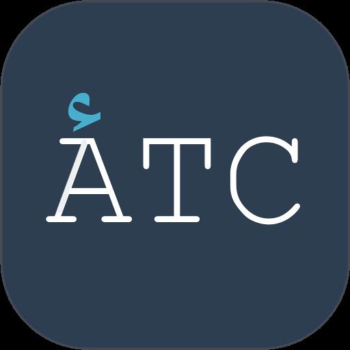(ساعة) ATC | Arabic Text Clock 工具 App LOGO-APP試玩