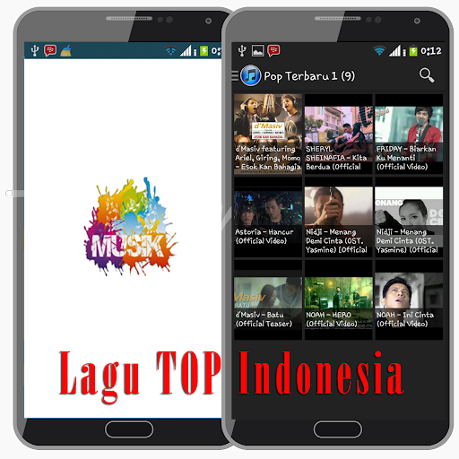 Lagu TOP Indonesia