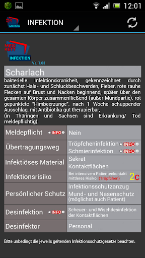 【免費醫療App】Desinfektion-Infektion-APP點子