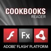 Cookbooks Reader