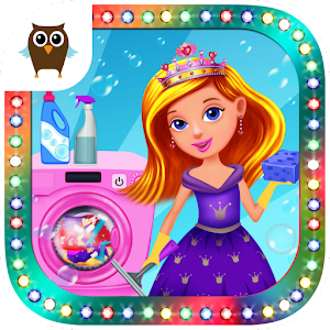 Princess Castle Cleanup for PC and MAC