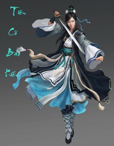 Tien Co Bao Kiem - Kiem Hiep