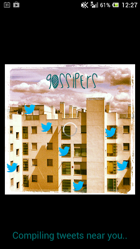 Gossipers: Tweets close to you
