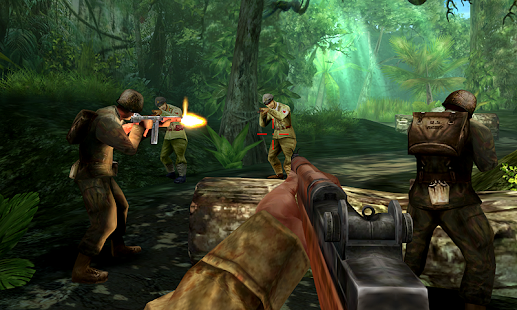 Brothers In Arms 2 APK + DATA MOD 1 2 0b Unlimited Money