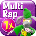Multiplication Rap 7x icon