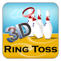 Ring Toss 3D arcade teaser fun