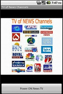 TV of News Channels