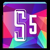 S5 Launcher Theme