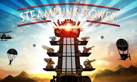Steampunk Tower Screenshot 6