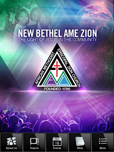 New Bethel AME Zion Church