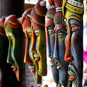 by Vijay Singh - Artistic Objects Still Life (  )