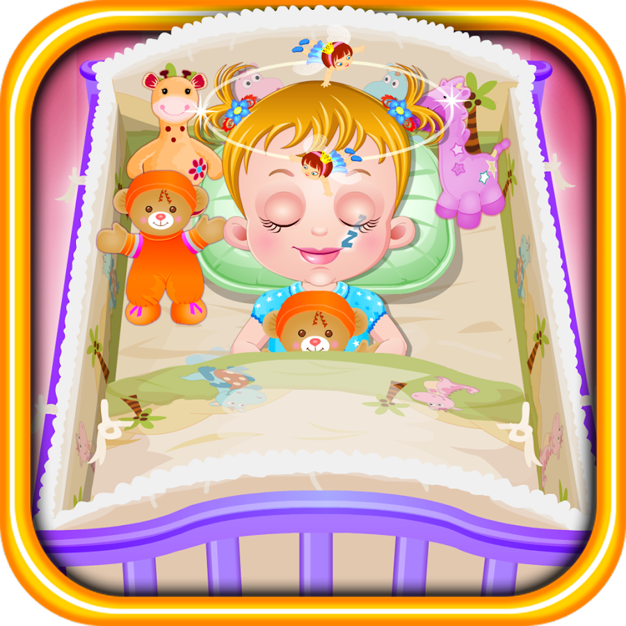 Baby Hazel Bed Time Apl Android Di Google Play