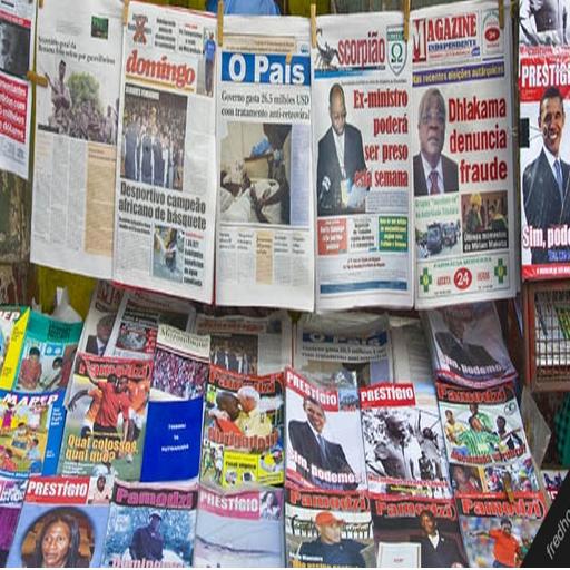 Resultado de imagem para jornais de moçambique