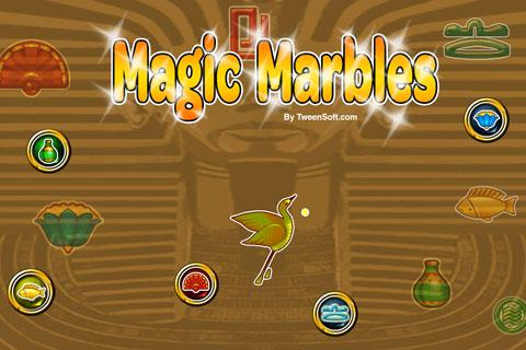 MagicMarbles - screenshot