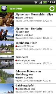 Kitzbüheler Alpen- screenshot thumbnail