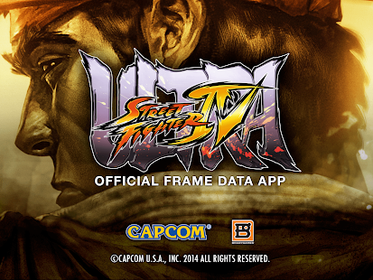 Ultra Street Fighter IV App