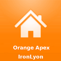 Orange Apex icon