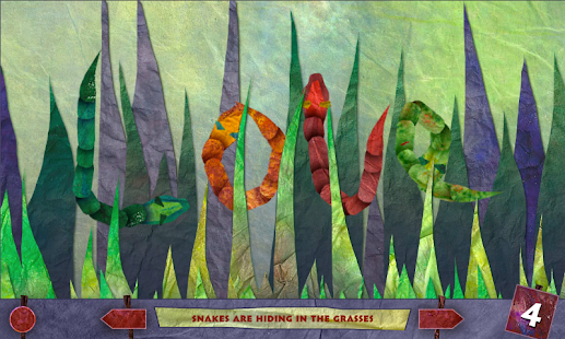 Mabell's Zoo: Multi-touch Book- screenshot thumbnail