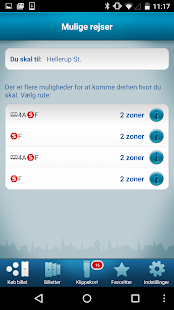 DOT Mobilbilletter- screenshot thumbnail