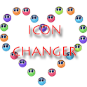 icon pack 65 for iconchanger logo