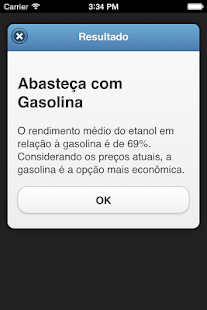 Álcool ou Gasolina- screenshot thumbnail