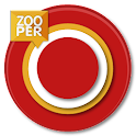 Up2u - Zooper skins icon