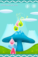 Screenshot of Touch of Music Free(音楽ゲーム)