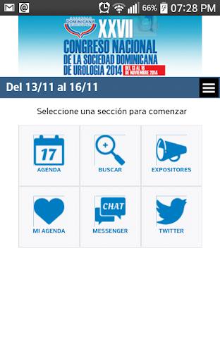 28º Congreso de Urologia 2014