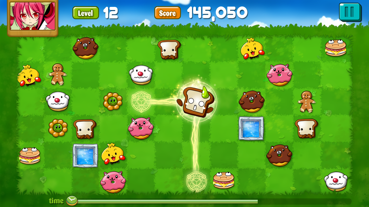 Donut Pet - bread fantasy - screenshot