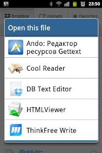 Ando: Gettext Resource Editor- screenshot thumbnail