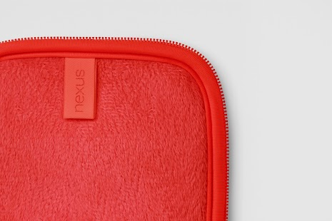 Nexus 7 Sleeve - Bright Red - screenshot thumbnail
