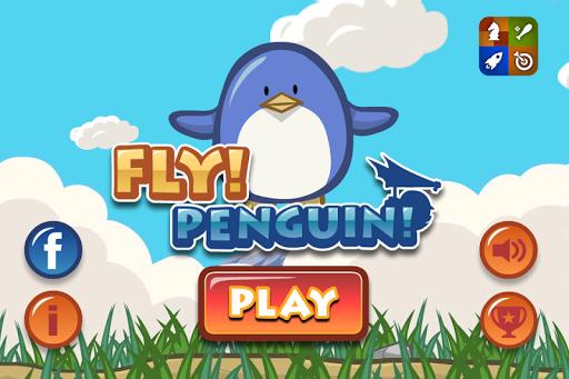 飛べ ペンギン