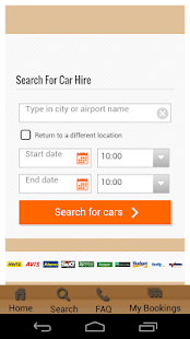 Best Car Hire- screenshot thumbnail