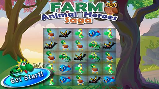 农场传奇——动物英雄 Saga- Animal Heroes