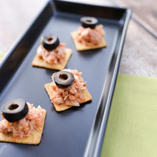 Healthy Tuna Bites.