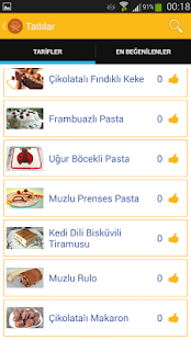 Yemek Tarifleri Internetsiz - náhled