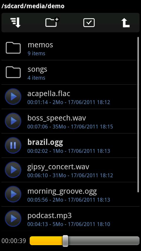 TapeMachine Lite Recorder- screenshot