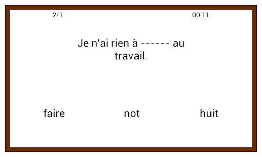 Learn French Conversation :AR - náhled