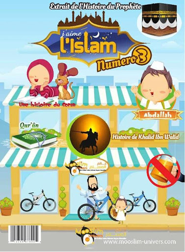 J'aime l'Islam le Magazine N:3