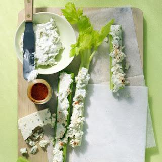 Buffalo-Style Celery Sticks.