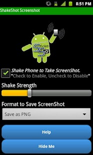 Screenshot No Root Shakeshot - screenshot thumbnail